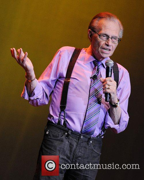 Larry King and Hard Rock Hotel And Casino 6