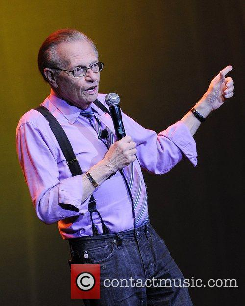 Larry King and Hard Rock Hotel And Casino 11