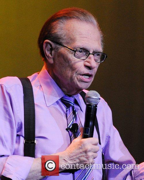 Larry King and Hard Rock Hotel And Casino 18