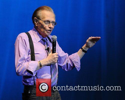 Larry King and Hard Rock Hotel And Casino 20