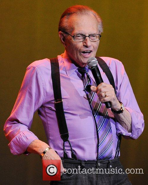 Larry King and Hard Rock Hotel And Casino 22