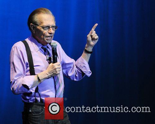 Larry King and Hard Rock Hotel And Casino 23
