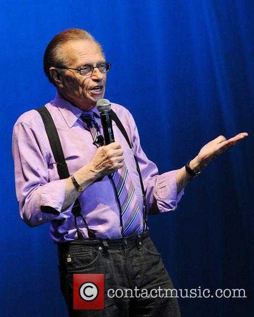 Larry King and Hard Rock Hotel And Casino 24
