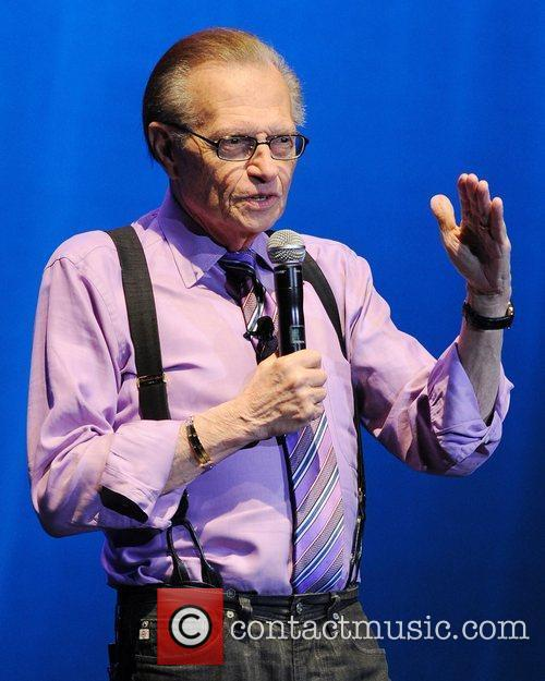 Larry King and Hard Rock Hotel And Casino 25