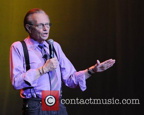 Larry King and Hard Rock Hotel And Casino 28
