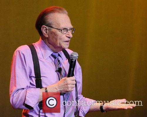 Larry King and Hard Rock Hotel And Casino 29
