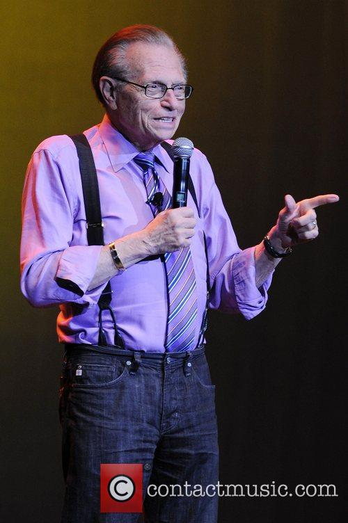 Larry King and Hard Rock Hotel And Casino 31