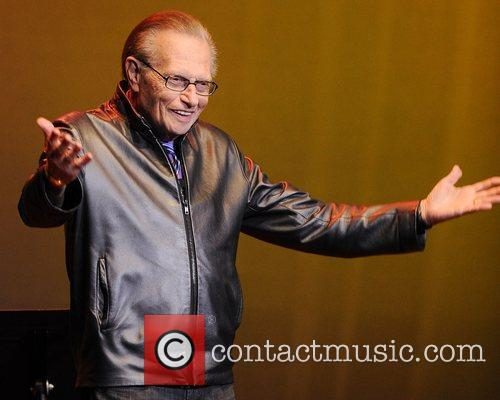 Larry King and Hard Rock Hotel And Casino 33