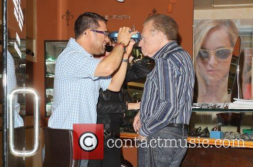 Larry King, Shawn King and Beverly Hills 26
