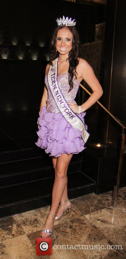 Micaela Bishop - Miss Teen New York International...