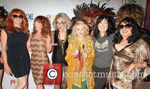 Kathy Griffin, Joan Rivers and Margaret Cho 1
