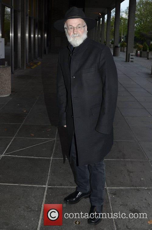 Terry Pratchett and Rte Studios