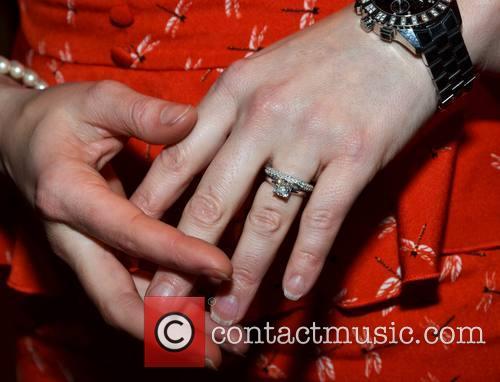 Caroline Morahan Wedding Ring Guests arrive at The...