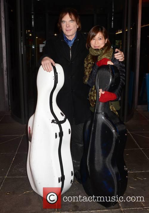 Julian Lloyd Webber and Jiaxin Cheng