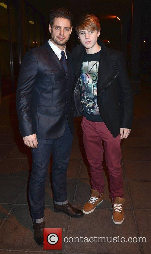 keith duffy and jordan jay duffy celebrities 5779621