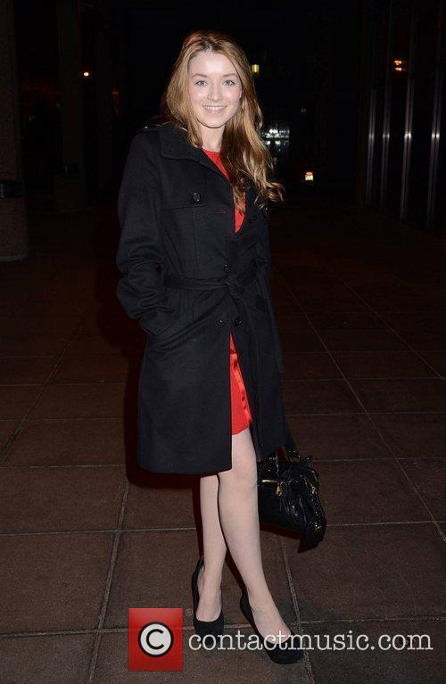 Sarah Bolger and Rte Studios 2