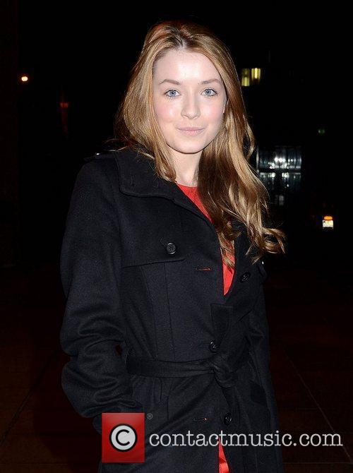 Sarah Bolger and Rte Studios 1