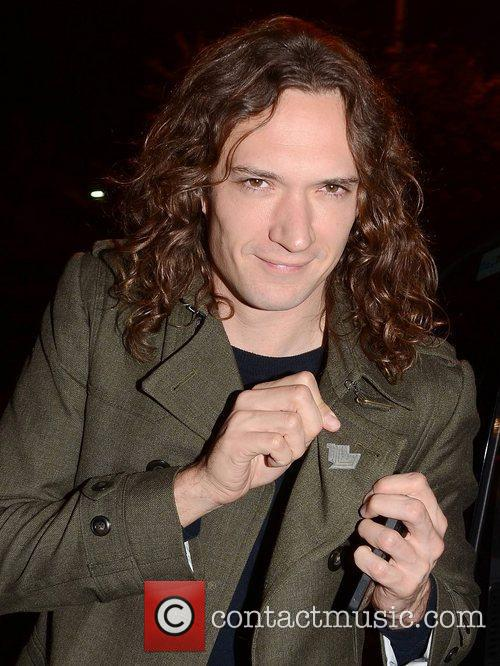 dan hawkins of the darkness celebrities outside 4081008