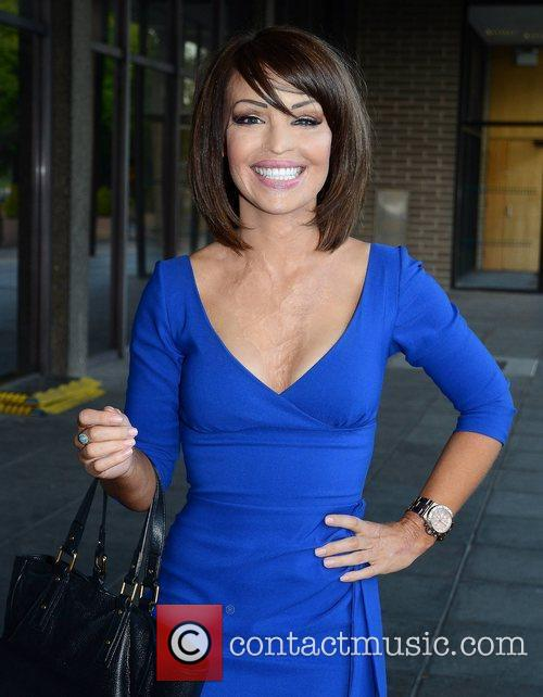 Celebrities outside the RTE Studios for 'The Late...
