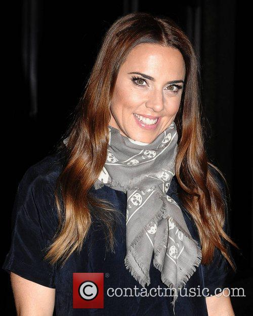 Melanie C and Rte Studios 3