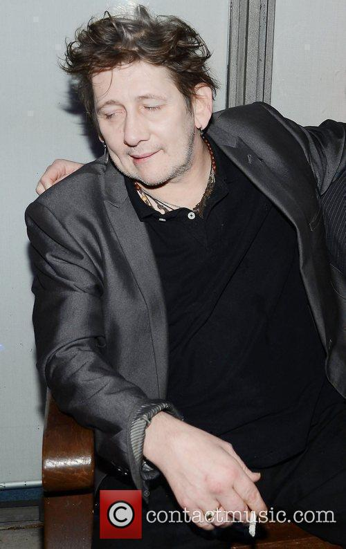 Shane Macgowan and Rte Studios 1