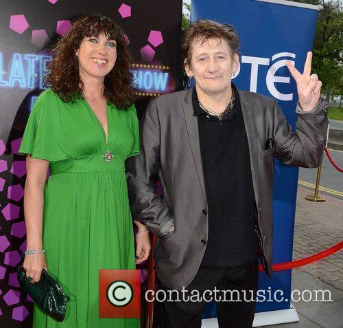 Shane Macgowan and Rte Studios 3