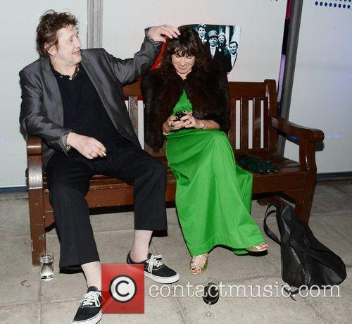 Shane Macgowan and Rte Studios 5