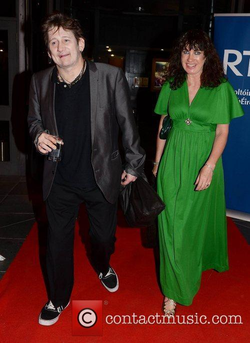 Shane Macgowan and Rte Studios 6