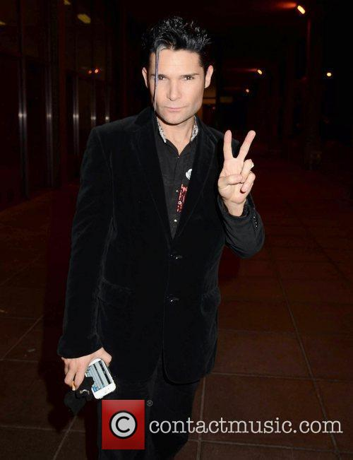 Corey Feldman and Rte Studios 6