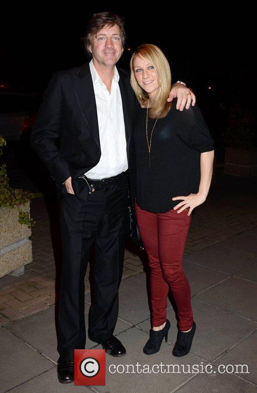 Richard Madeley and his daughter Chloe Madeley Celebrities...