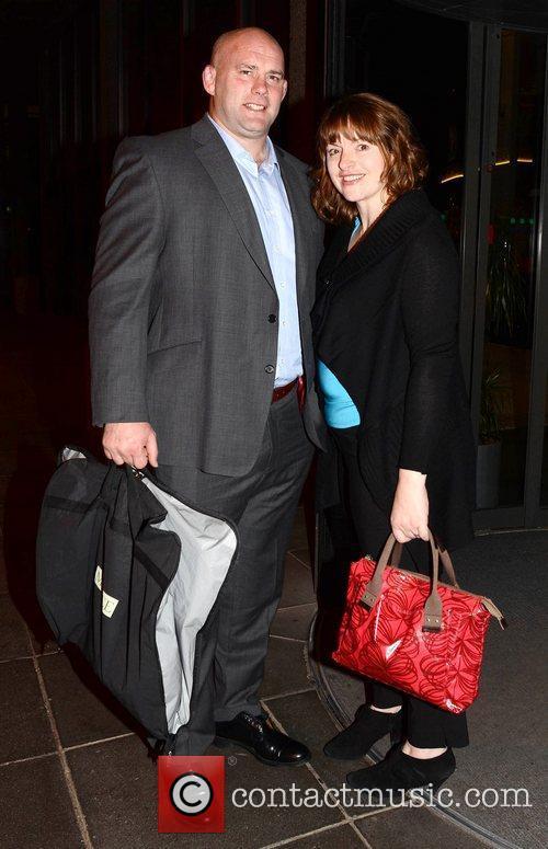 John Hayes and Fiona Steed 2