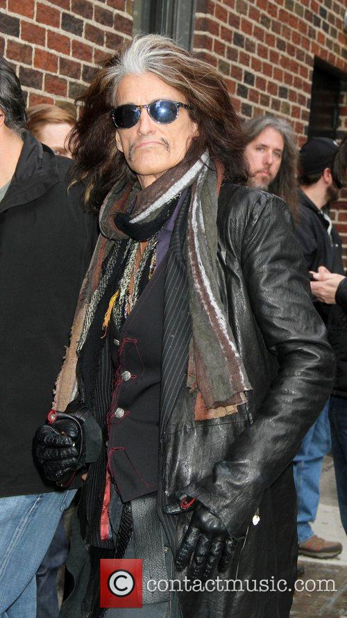 Joe Perry and Aerosmith
