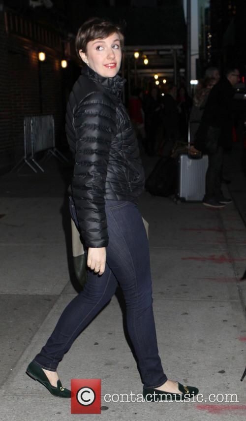 Lena Dunham 2