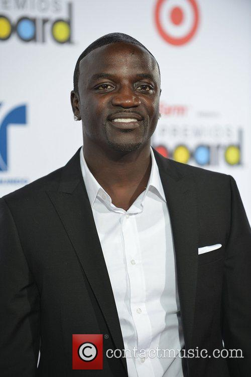 akon billboard latin music awards 2012 held 3854203