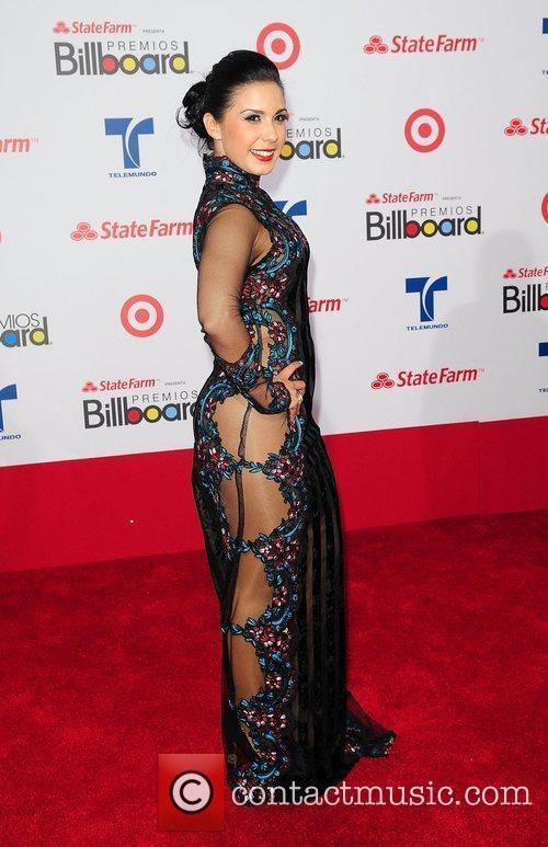 guest billboard latin music awards 2012 held 3854307