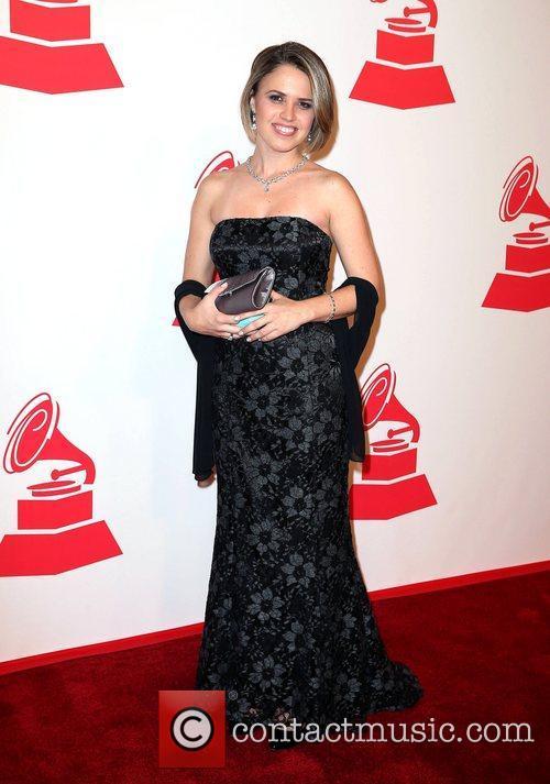 Andrea Zanarde attends the XIII Annual Latin Grammy...