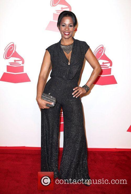 Carolina Catolina attends the XIII Annual Latin Grammy...