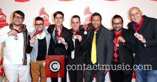 Caseroloops attends the XIII Annual Latin Grammy Person...