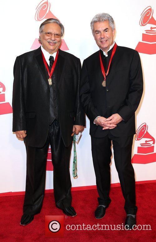 Gregg Field, Arturo Sandoval attends the XIII Annual...