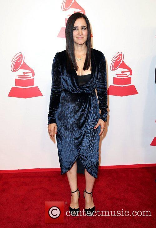 Julieta Venegas attends the XIII Annual Latin Grammy...