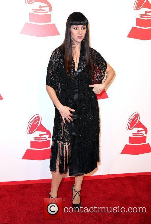 La Mala attends the XIII Annual Latin Grammy...