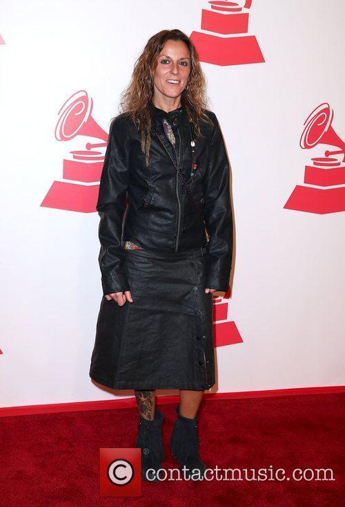 Lamari Chambao attends the XIII Annual Latin Grammy...