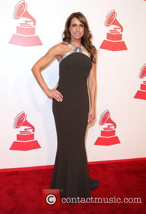 Lili Estefan attends the XIII Annual Latin Grammy...