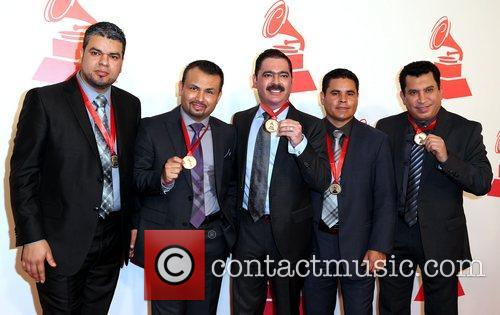 Los Tucanes attends the XIII Annual Latin Grammy...