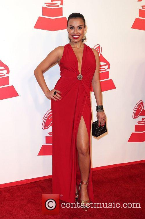 Maia attends the XIII Annual Latin Grammy Person...