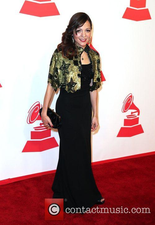 Natalia Lafourcade attends the XIII Annual Latin Grammy...