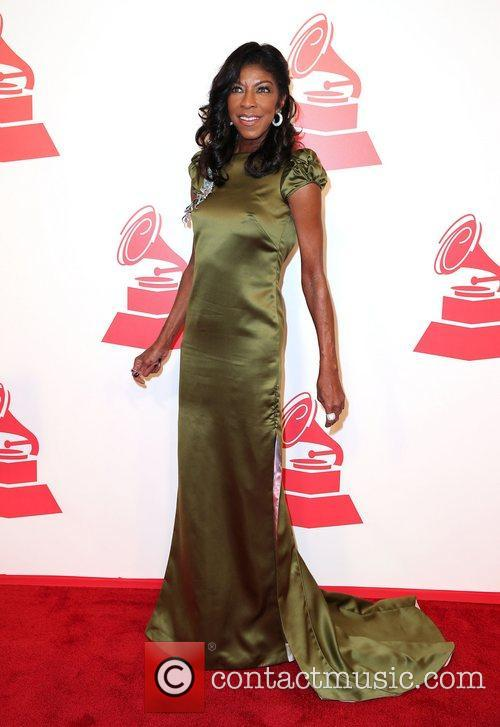 Natalie Cole attends the XIII Annual Latin Grammy...