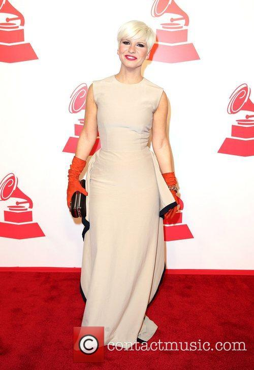 Passion Vega attends the XIII Annual Latin Grammy...