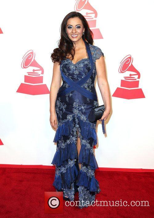 Paulina Aguirre attends the XIII Annual Latin Grammy...