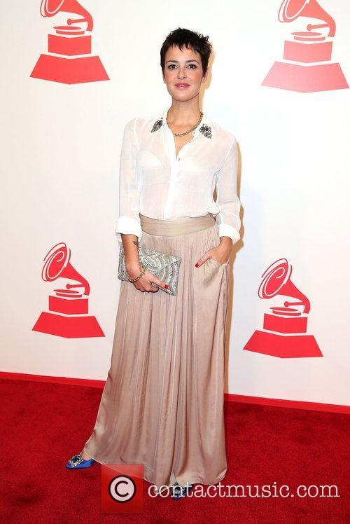 Vega attends the XIII Annual Latin Grammy Person...